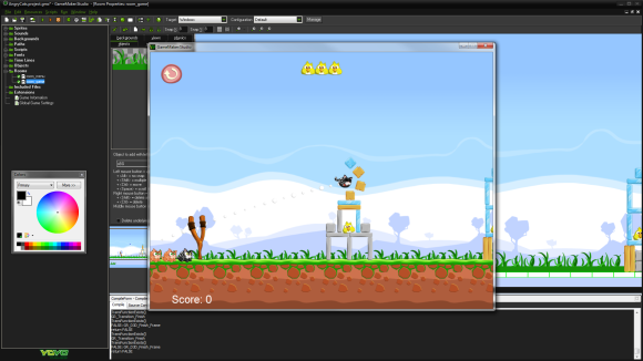 GameMaker Studio_Native Physics support from Box2D